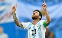 Messi và sự bùng nổ chính nơi phải nhận nhiều cay đắng nhất