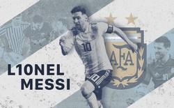 Messi: Kẻ thất bại vĩ đại, đến tận cùng vẫn là kẻ thất bại