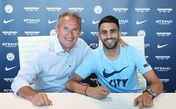 Chính thức: Manchester City sở hữu Mahrez với bản hợp đồng kỷ lục