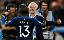 """Thực dụng đến tàn nhẫn, Pháp là """"cửa trên"""" ở chung kết"""