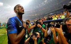 World Cup vừa dứt, cựu sao Man United ra đề tài khó cho Mourinho về Paul Pogba