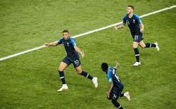 Đội hình tài năng trẻ xuất sắc nhất World Cup 2018
