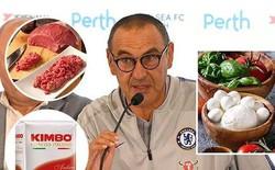 Vừa tới Chelsea, HLV Sarri đã ra 'yêu sách cực độc'