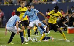 """""""Bom tấn"""" ra mắt nhạt nhòa, Man City thua đau Dortmund"""