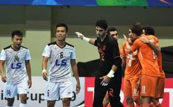 Tinh thần tuyệt vời, Thái Sơn Nam buộc nhà tân vô địch châu Á phải ngả mũ khâm phục