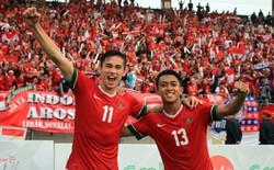 Đại thắng ngày ra quân, U23 Indonesia tự tin vào ngôi đầu bảng