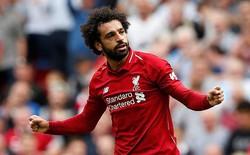 """""""Song sát"""" nổ súng tưng bừng, Liverpool khẳng định tham vọng vô địch Premier League"""