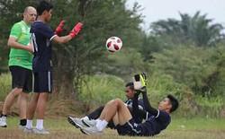 """Sau U23 Việt Nam, đến lượt một đội bóng ĐNÁ khác phải tập trên """"sân ruộng"""" tại Indonesia"""