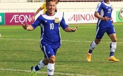 """""""Nịnh"""" thuyền trưởng mới, """"Messi Lào"""" ấp ủ hy vọng đánh bại Việt Nam tại AFF Cup 2018"""