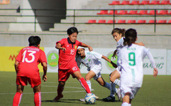 """Không còn hình bóng """"đội sổ"""" ở ĐNÁ, Lào thắng liên tiếp 3 trận trên mặt trận châu Á"""