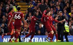 """""""Nhát dao"""" của Hazard, """"cầu vồng"""" của Sturridge khiến Stamford Bridge ngập tràn tiếc nuối"""