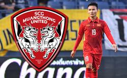 """Quang Hải sẽ cập bến Muangthong, đá cặp với """"thảm họa"""" của U23 Thái Lan tại Asiad?"""