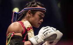 Nong Rose, cô gái chuyển giới đầu tiên đấu muay Thái tại Pháp