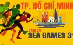 Infographic: Cần bao nhiêu tiền để đăng cai SEA Games 31 tại TP HCM?