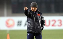 """Vì sao HLV Park Hang Seo không """"mổ băng"""" trước trận gặp Syria?"""