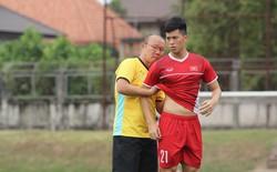 """Gót chân Asin của U.23 VN: Khi thầy Park """"cầm tay, nắn bụng cầu thủ"""""""