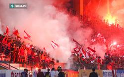 """Chủ tịch Hà Nội FC phản ứng với án phạt nặng, đề xuất """"treo sân"""" khi gặp Hải Phòng"""