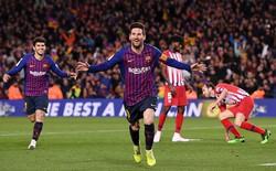 """""""Thổi bay"""" kình địch, chức vô địch của Barcelona chỉ còn là vấn đề thời gian"""