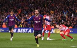"""""""Bỏ túi"""" chức vô địch La Liga, đã đến lúc Barcelona """"dội gáo nước lạnh"""" vào Man United?"""