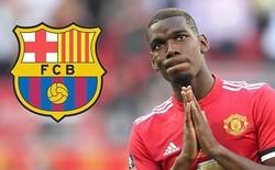 """Tiết lộ: Vừa hỏi mua Pogba, Barcelona chịu thua ngay khi thấy """"núi tiền"""" của Man United"""