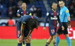 Cavani, Neymar và Muenier lỡ hẹn ở trận đại chiến với MU