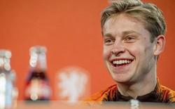 Tiền vệ Frenkie De Jong: 'Món hời thập kỷ' của Ajax