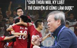 HLV Lê Thụy Hải: Vô địch châu Á à? Có thể lắm chứ!