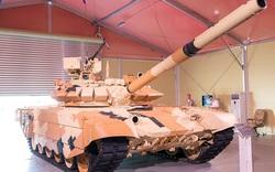 """Xuất hiện """"người em song sinh"""" của xe tăng T-90MS"""