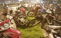 Cảnh tượng đặc biệt ở Sài Gòn sau cơn mưa lớn tối qua
