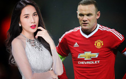 Thủy Tiên buồn vì sự vô tâm, Rooney cười cả khi vô dụng