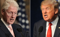 """Trump chỉ trích NAFTA mà Bill Clinton mang về là thỏa thuận kinh tế """"tệ nhất lịch sử"""""""