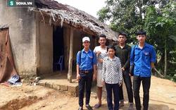 Gần 60 triệu đồng ủng hộ gia đình học sinh xin thôi học ở Thanh Hóa