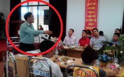 """""""Đấu tố"""" căng thẳng ông Giám đốc Nguyễn Mạnh Hùng ngay tại Trung tâm Nhổn"""