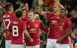 Rooney vào sân, Man United lập tức có ngay chiến thắng