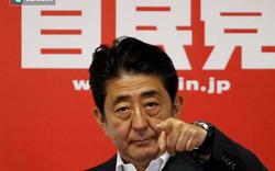 """Shinzo Abe xác định cách hiệu quả nhất để cô lập TQ: Chỉ cần Nga """"trung lập"""""""