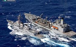 """""""Thêm chiến hạm Mỹ đến biển Đông cũng như thêm vài bia tập bắn cho Trung Quốc"""""""
