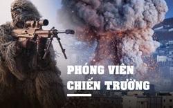 """[KỲ 5] """"Ký sự Syria"""" và phóng viên chiến trường: Cuộc """"diễn kịch chiến sự ác liệt"""" trước mắt nhà báo Việt"""