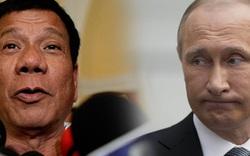 Duterte: Tôi háo hức mong gặp Tổng thống Putin nhất hội nghị ASEAN vì...