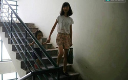 Hà Nội: Cõng người ốm đi viện vì thang máy không hoạt động