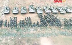 Nắm đấm thép của Bộ binh cơ giới Việt Nam