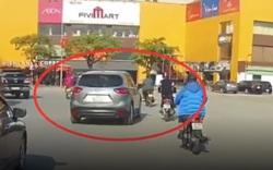 Tài xế điều khiển xe Mazda CX5 đâm người rồi bỏ chạy khai gì?