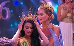 Nguyễn Thị Loan trượt top 10, Indonesia đăng quang Hoa hậu Hòa bình Quốc tế