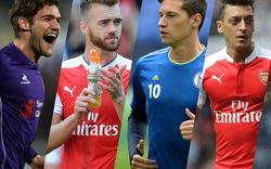 """Cập nhật chuyển nhượng: Serie A tung """"bom tấn"""", Arsenal """"khai hỏa"""" muộn"""