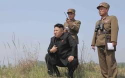 """Thị sát tập trận, Kim Jong Un tuyên bố với quân đội Triều Tiên: """"Xóa sổ Hàn Quốc"""""""