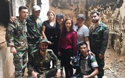 """Xuất hiện ý kiến cho rằng Ký sự Syria """"đạo"""" của phóng viên Nga"""
