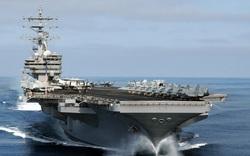 Nhóm hacker tuyệt mật của TQ tấn công tàu sân bay Mỹ ở Biển Đông?