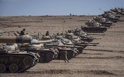 """""""Động binh"""" tại Syria: """"Nước cờ"""" Thổ Nhĩ Kỳ muốn đi từ 2 năm trước"""
