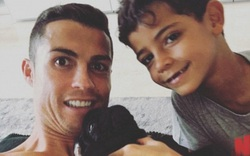 Gia đình Ronaldo có thêm thành viên mới