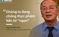 """""""Việt Nam đầu tư cho vệ sinh an toàn thực phẩm bằng 1/36 Thái Lan"""""""