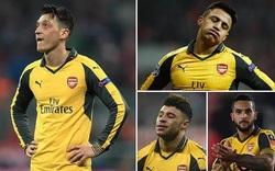 """Lực lượng đặc biệt cách xa ngàn dặm """"đe dọa"""" Arsenal sau thảm bại"""
